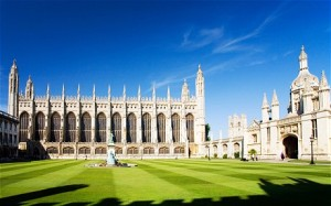 Cambridge University is consistently ranked among the foremost Universities in the world