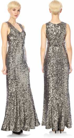 French-Connection-Ozlem-Sequin-Column-Maxi-Dress